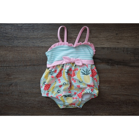 eb598acb4 Swim | Target Baby Girl Bathing Suit | Poshmark